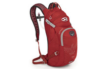 Osprey Viper 13 Sac hydratation Homme rouge